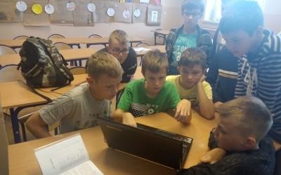 Escape room na lekcjach języka polskiego