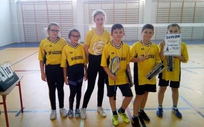 Gminny Turniej Badmintona