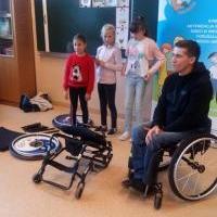 Wizyta Fundacji Aktywnej Rehabilitacji