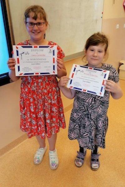 Wyśpiewany sukces Bereniki i Laury